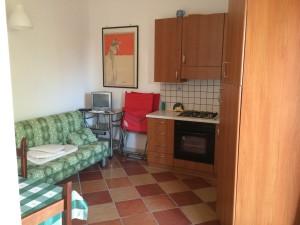 Cucina / Soggiorno Trivani