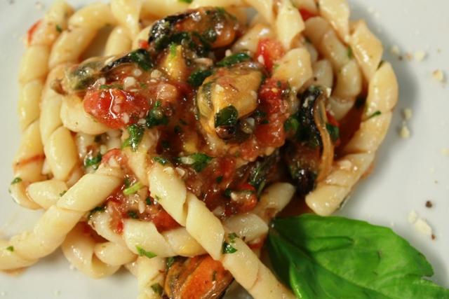 ... pasta with pesto trapanese our italian table trapanese pesto pasta